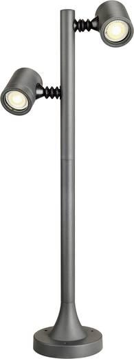 Außenstandleuchte LED GU10 9 W SLV New Myra 2 233185 Anthrazit
