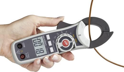 Stromzange, Hand-Multimeter digital VOLTCRAFT VC-520 (ISO) Kalibriert nach: ISO CAT III 600 V Anzeige (Counts): 4000