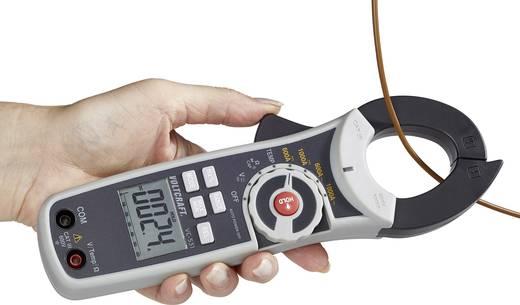 Stromzange, Hand-Multimeter digital VOLTCRAFT VC-531 Kalibriert nach: Werksstandard CAT III 600 V Anzeige (Counts): 6000