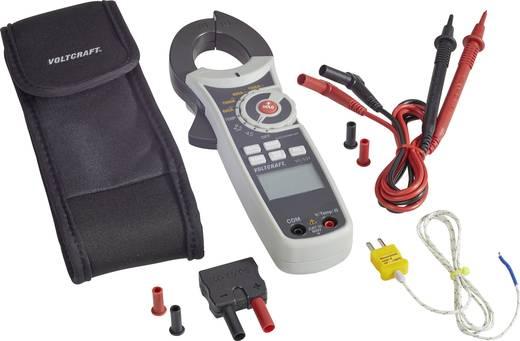 VOLTCRAFT VC-531 Stromzange digital Kalibriert nach: ISO CAT III 600 V Anzeige (Counts): 6000
