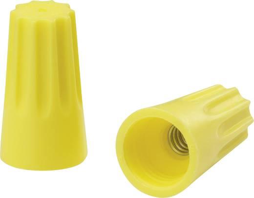 Einzeladerverbinder flexibel: - starr: 2-3.5 mm² Polzahl: 2, 3 KSS 1229304 100 St. Gelb