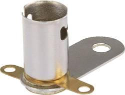 Support d'ampoule Culot: BA9s 1229345 Connexions: cosses à souder 1 pc(s)