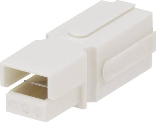 75 A Hochstrom-Batteriesteckverbinder Weiß Inhalt: 1 St.