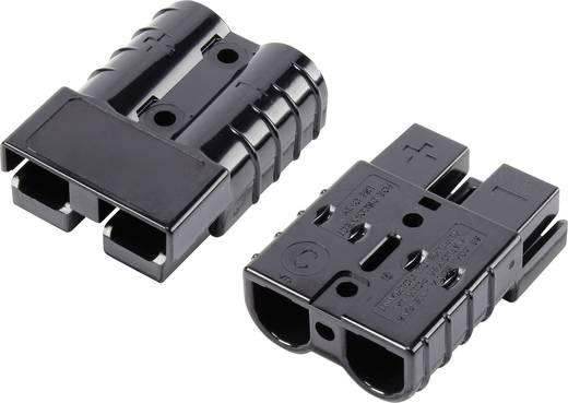 50 A Hochstrom-Batteriesteckverbinder Schwarz Inhalt: 1 St.