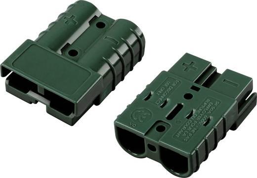 50 A Hochstrom-Batteriesteckverbinder Grün Inhalt: 1 St.