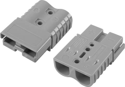 120 A Hochstrom-Batteriesteckverbinder Grau Inhalt: 1 St.