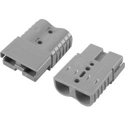 Image of 120 A Hochstrom-Batteriesteckverbinder Grau TRU COMPONENTS Inhalt: 1 St.