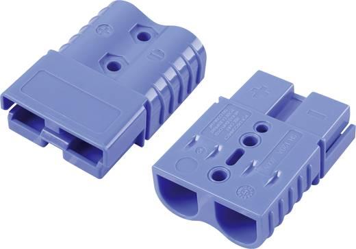 120 A Hochstrom-Batteriesteckverbinder Blau Inhalt: 1 St.