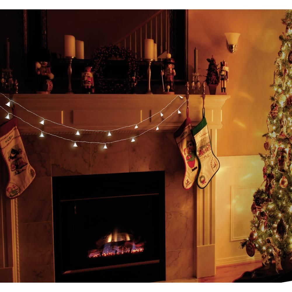 Polarlite LBA-03-006 Motiv-Lichterkette Weihnachtsbaum Innen ...