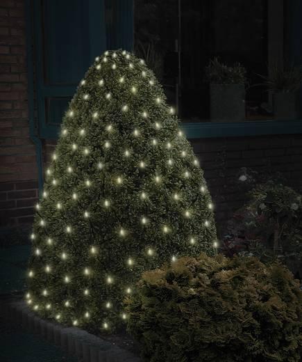 Polarlite Lichternetz Außen 230 V/50 Hz 200 LED Warm-Weiß (L x B) 300 cm x 200 cm