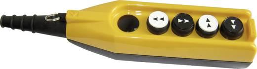 Drucktaster 250 V/AC 4 A EMAS PV5T1X44 IP65 rastend, tastend 1 St.