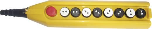 Drucktaster 250 V/AC 4 A EMAS PV9E30B4444 IP65 rastend, tastend 1 St.
