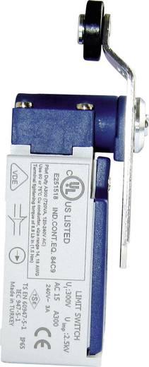Endschalter 240 V/AC 3 A Rollenhebel mit Schraubgewinde tastend EMAS L5K13MEP124 IP65 1 St.