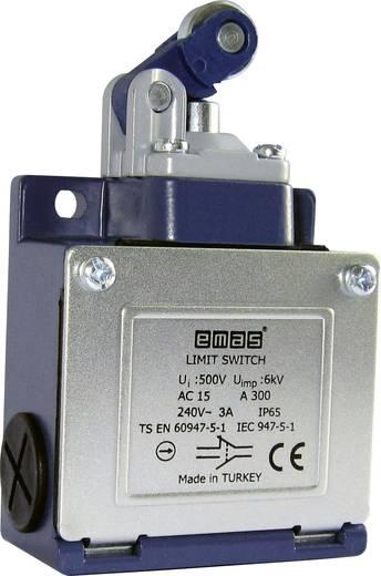 Endschalter 240 V/AC 3 A Rollenhebel tastend EMAS L53K13MIM311 IP65 1 St.