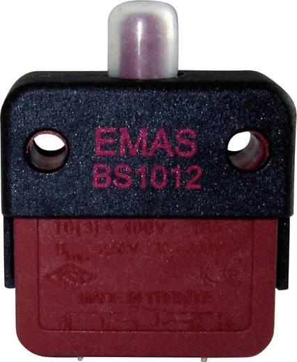 Schnappschalter 250 V/AC 16 A 1 x Aus/(Ein) EMAS BS1012-E IP40 tastend 1 St.