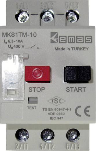 EMAS MKS1TM-10 Motorschutzschalter 400 V/AC 10 A 1 St.