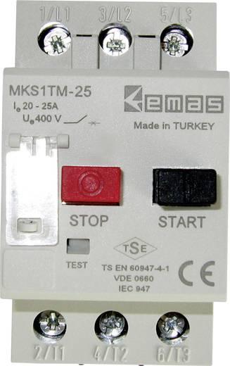 Motorschutzschalter 400 V/AC 25.0 A EMAS MKS1TM-25 1 St.