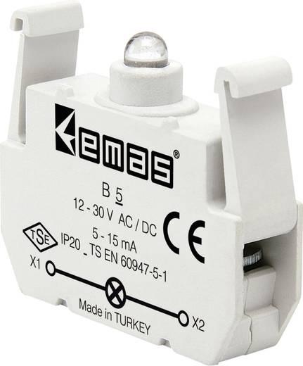 LED-Element Weiß 30 V DC/AC EMAS B5 1 St.