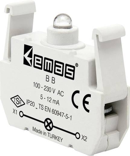 LED-Element Weiß 230 V/AC EMAS BB 1 St.
