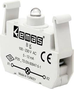 Elément LED EMAS BK 230 V/AC 1 pc(s)