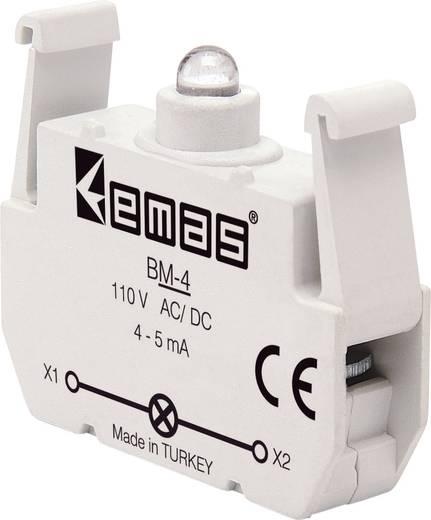 LED-Element Blau 110 V DC/AC EMAS BM-4 1 St.