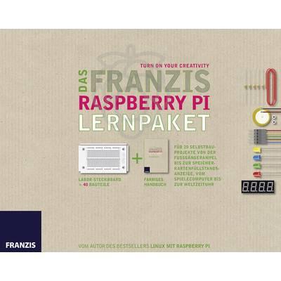 Lernpaket Franzis Verlag Das Franzis Raspberry Pi Lernpaket 978-3-645-65245-2 ab 14 Jahre Preisvergleich