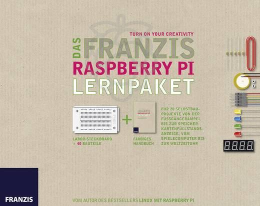 Lernpaket Franzis Verlag Das Franzis Raspberry Pi Lernpaket 978-3-645-65245-2 ab 14 Jahre