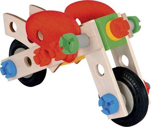 Motorrad Heros Constructor Anzahl Teile: 40 Anzahl Modelle: 2 Altersklasse: ab 3 Jahre