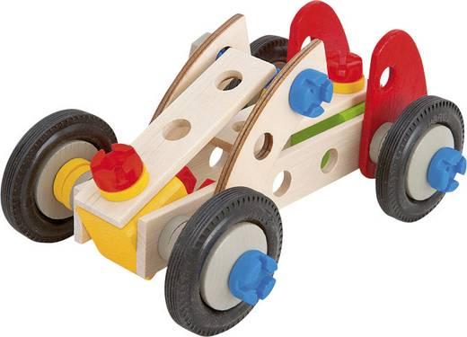 Rennauto Heros Constructor Anzahl Teile: 50 Anzahl Modelle: 3 Altersklasse: ab 3 Jahre