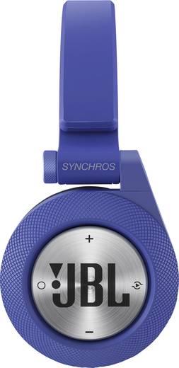 Bluetooth® Kopfhörer JBL Harman E40BT On Ear Faltbar, Headset Blau