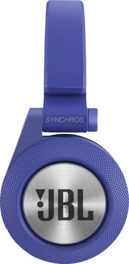 JBL Harman E40BT Bluetooth® Kopfhörer On Ear Faltbar, Headset Blau