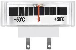 Panelové měřidlo teploty Voltcraft AM-39X14/TEMP, - 50 až + 50 °C