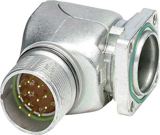M23 Gerätesteckverbinder. gewinkelt. drehbar RF-12P1N8AAC00 Silber Phoenix Contact Inhalt: 1 St.