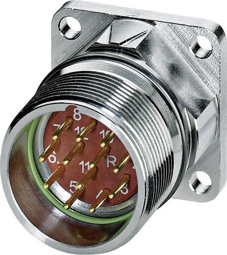 M23 Gerätesteckverbinder. gerade RF-12P1N8AWB00 Silber Phoenix Contact Inhalt: 1 St.