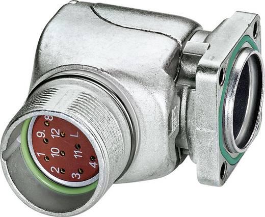 M23 Gerätesteckverbinder. gewinkelt. drehbar RF-12S1N8AAD00 Silber Phoenix Contact Inhalt: 1 St.