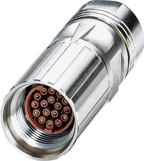 M17 Kabelsteckverbinder ST-17S1N8A8004 Silber Phoenix Contact Inhalt: 1 St.