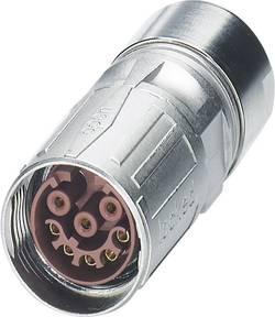 Connecteur M17 Compact Phoenix Contact ST-08S1N8A8K04S 1613372 argent 1 pc(s)