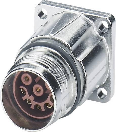M17 Compact Gerätesteckverbinder Vorderwandmontage ST-08S1N8AW400S Silber Phoenix Contact Inhalt: 1 St.