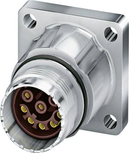 M17 Gerätesteckverbinder. gerade ST-17S1N8AW500S Silber Phoenix Contact Inhalt: 1 St.