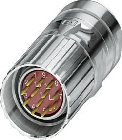 Connecteur de câble M23 Phoenix Contact CA-12M1N8A8503 1619615 argent 1 pc(s)