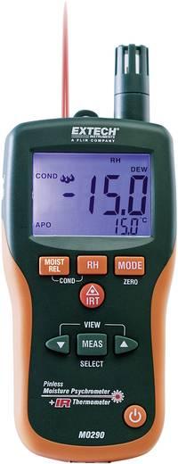 Luftfeuchtemessgerät (Hygrometer) Extech MO290-EU 0 % rF 99 % rF Kalibriert nach: Werksstandard
