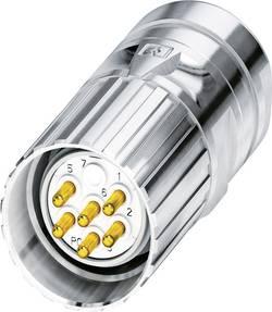 Connecteur à câble 8 + 1 pôles Conditionnement: 1 pc(s) Phoenix Contact CA-09P1N8A8008 1619648