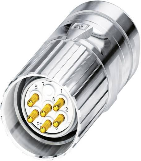 M23 Kabelsteckverbinder CA-07P1N8A8008 Silber Phoenix Contact Inhalt: 1 St.