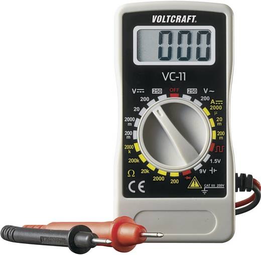 Hand-Multimeter VOLTCRAFT VC-11