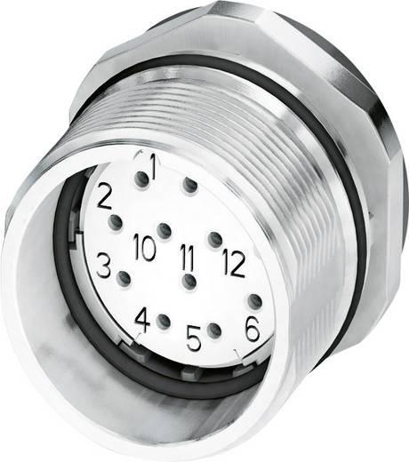 M23 Gerätesteckverbinder CA-17S1N8A6Y00 Silber Phoenix Contact Inhalt: 1 St.