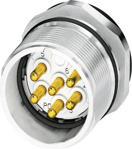 M23 Gerätesteckverbinder CA-09P1N8A6Y00 Silber Phoenix Contact Inhalt: 1 St.