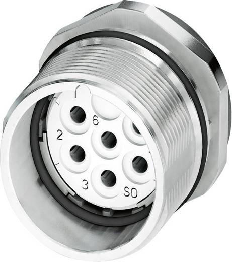 M23 Gerätesteckverbinder CA-07S1N8A6Y00 Silber Phoenix Contact Inhalt: 1 St.
