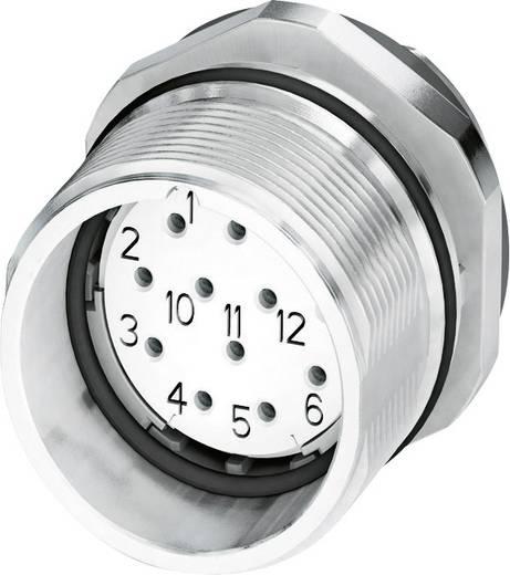 M23 Gerätesteckverbinder CA-12S1N8A6Z00 Silber Phoenix Contact Inhalt: 1 St.
