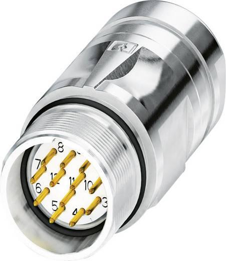 M23 Kupplungsteckverbinder CA-12P1N8A9006 Silber Phoenix Contact Inhalt: 1 St.