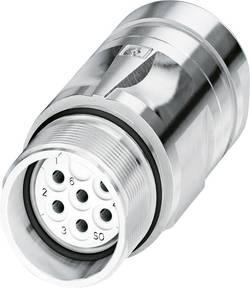 Connecteur prolongateur M23 Phoenix Contact CA-09S1N8A90DN 1620162 argent 1 pc(s)
